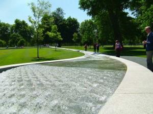 Lady Diana's Memorial