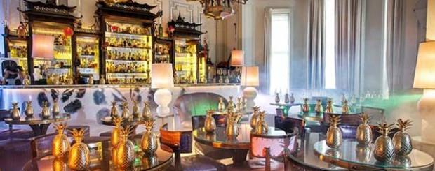 Artesian Bar at the Langham Hotel in London