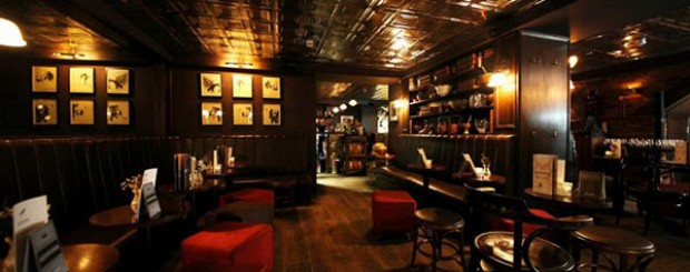Nightjar Bar London