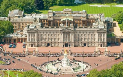 The Buckingham Palace London