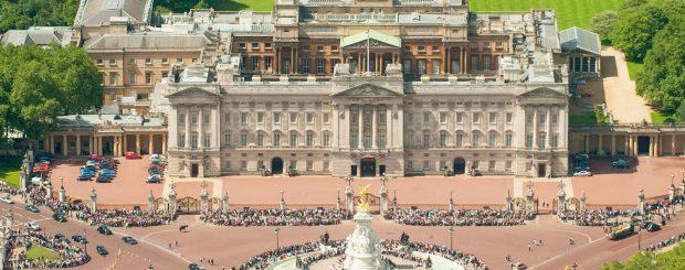 The Buckingham Palace London